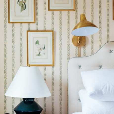 connecticut country house wallpaper