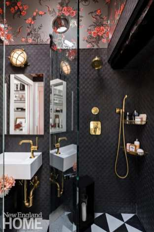 provincetown apartment bathroom