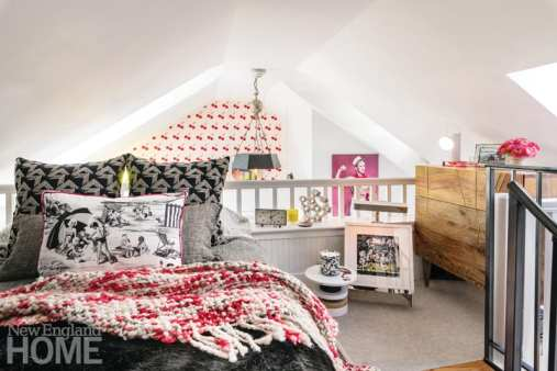 provincetown apartment bedroom