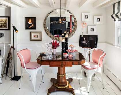 A Pint-Sized Provincetown Apartment