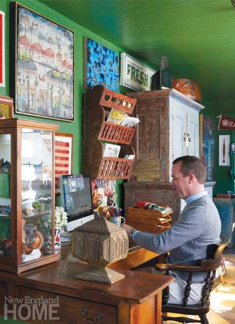 Nantucket House Antiques & Interior Design Robert Friedhoff