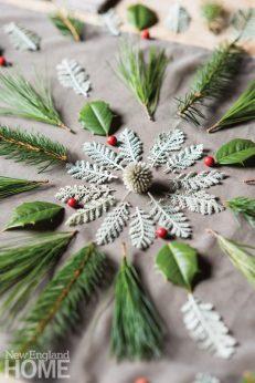 Aster B. silver lace mandala