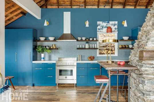 small space living kitchen