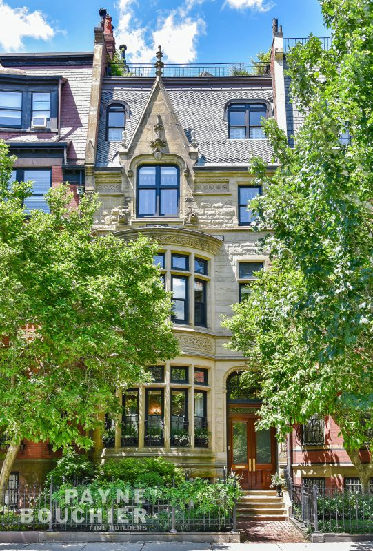 increase the value of your back bay residence exterior