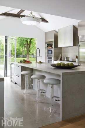 Mar Silver's Home kitchen