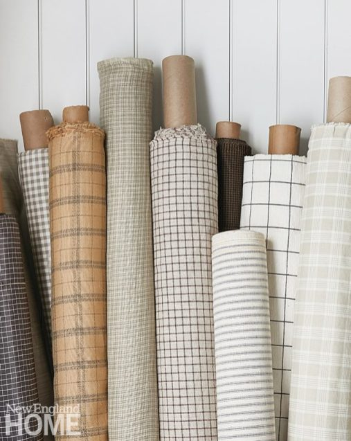 Plain Goods New Preston fabrics