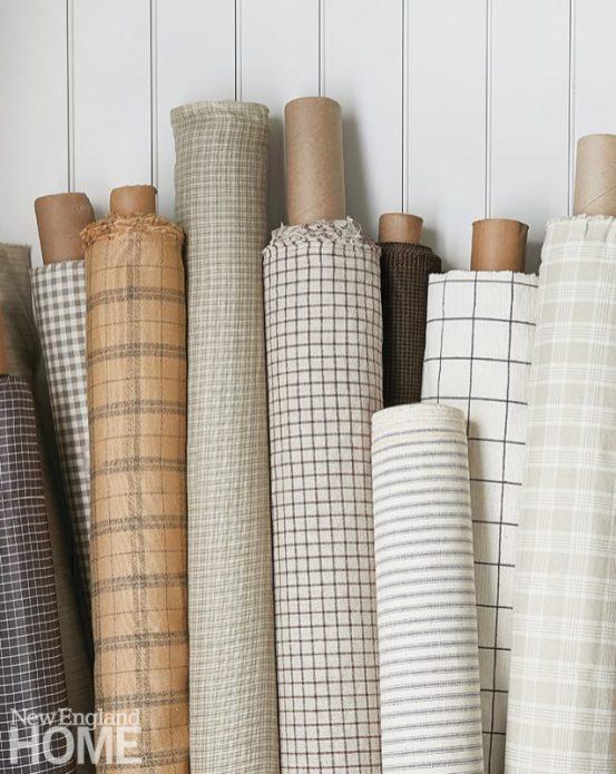 Plain Goods New Preston fabrics