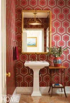 powder rooms kristen rivoli interior design