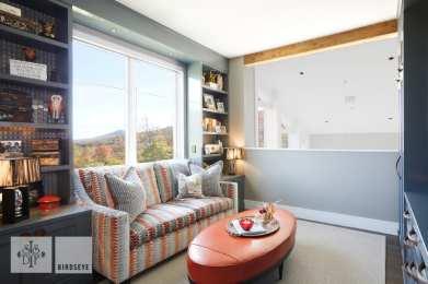 small-space design sofa