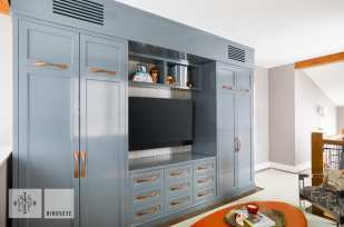 small-space design built-in