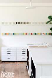 Jess Cooney tile wall