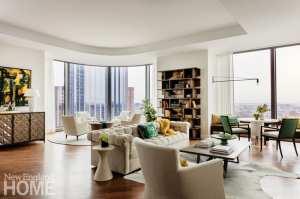one dalton four seasons residences great room