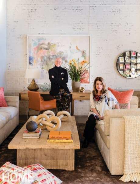 Modern Relik Boston Meg Kimball and John Dransfield