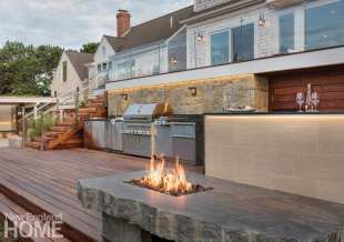 new england outdoors outdoor kitchen