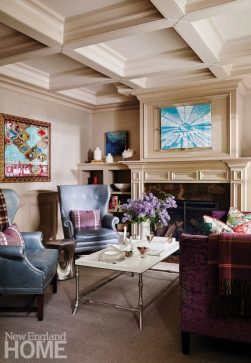 family-friendly in wellesley living room