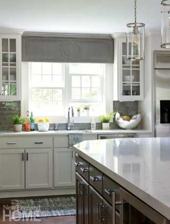 Andrea Sinkin Greenwich Home kitchen