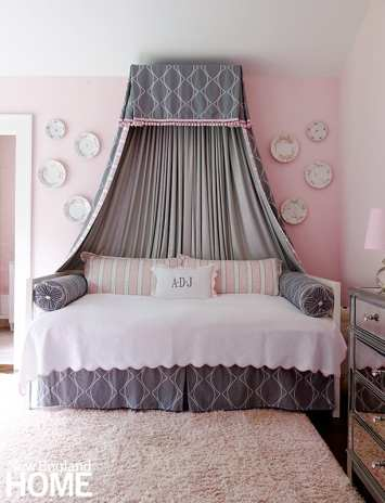 Andrea Sinkin Greenwich home child's bedroom