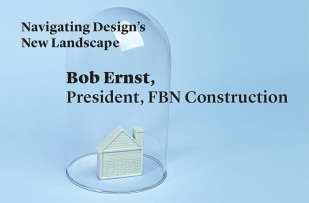 Design dialog Bob Ernst, FBN Construction