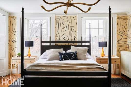 Bedroom at Portland's Blind Tiger