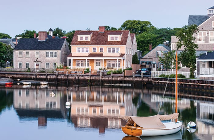 Eleish Van Breems Home brings the best of Scandinavian design to Nantucket