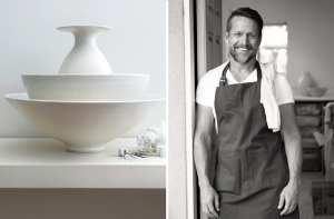 Ceramicist Warner Walcott