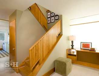 S + H Construction_midcentury modern_ Stairs