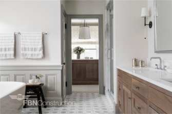 Interior design by Twelve Chairs Boston. Photography by Joyelle West.