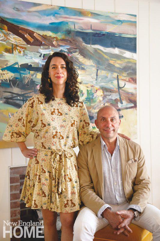 Rosemarie Padovano and Marcello Marvelli