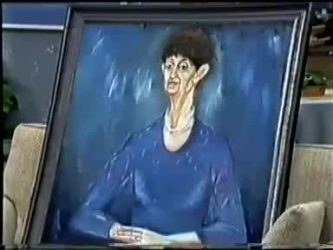 Image result for mrs mangel portrait