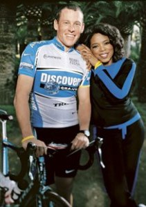 Armstrong and Oprah are great for your SEO.