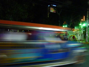 Jeepney flash