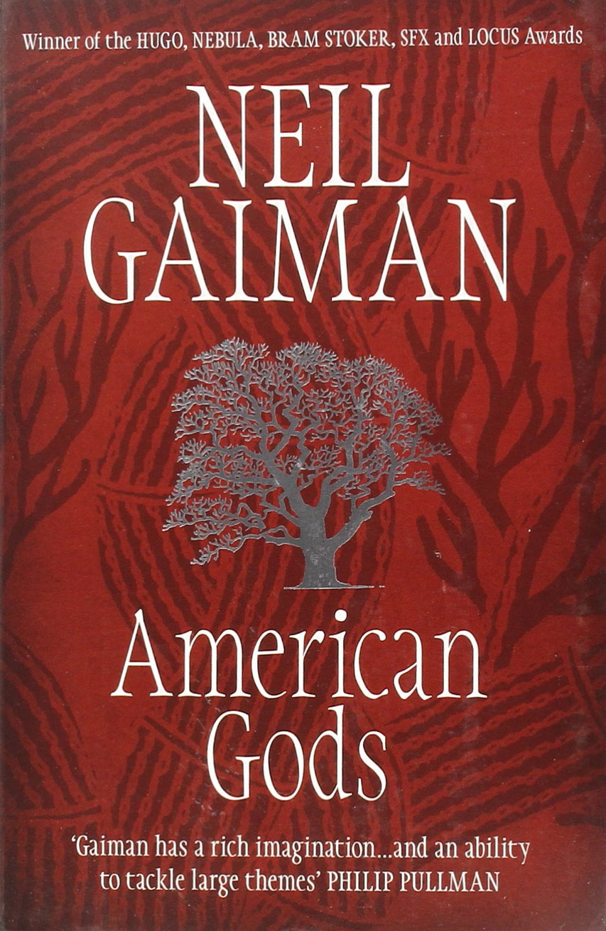 Image result for american gods neil gaiman