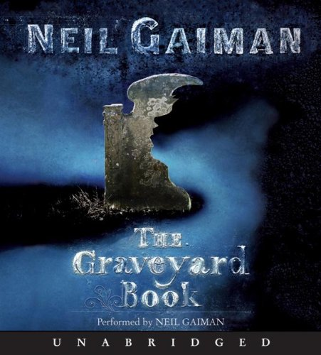 The Graveyard Book (Audio) Cover