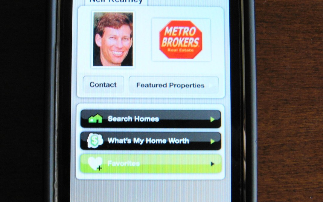 Mobile Phone Home Search – I have an app for that!