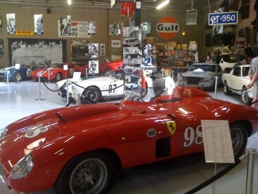 Shelby Cobra Museum