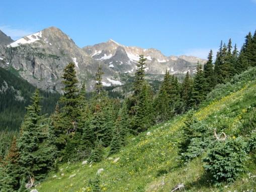 Inidan Peaks Wilderness