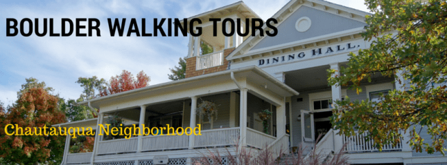 Chautauqua Walking Tour