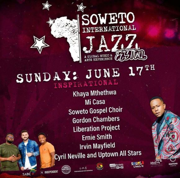 Soweto International Jazz Festival