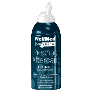 NeilMed Piercing Aftercare Fine Mist 177mL