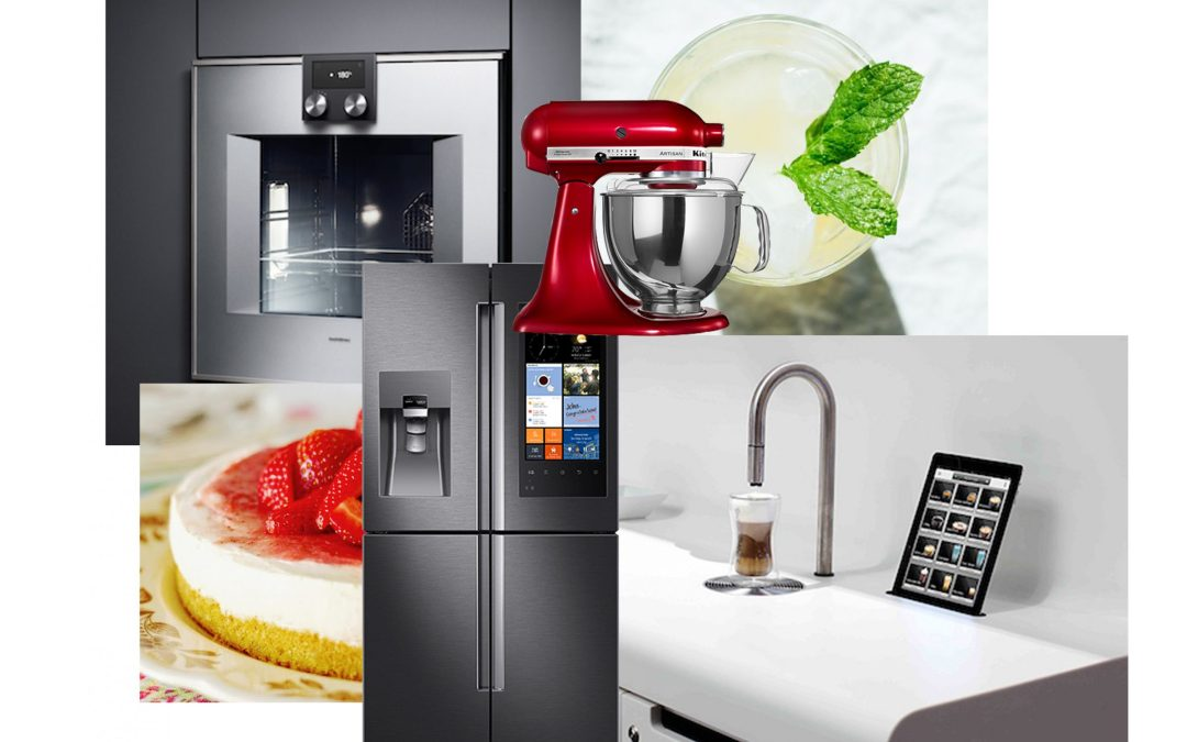 FIVE Kitchen Appliances No Foodie Should Be Living Without