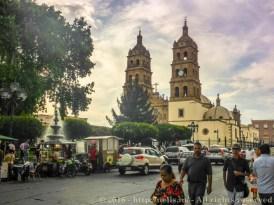 Durango Zocalo