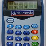 NATIONWIDE ONLINE BANKING CARD READER