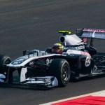 WilliamsF1 First Win in Eight Years!