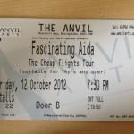 Cheap Flights with Fascinating Aida