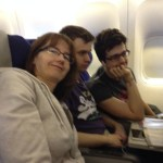 USA '14 – Day 1 – A fast pass for the TSA