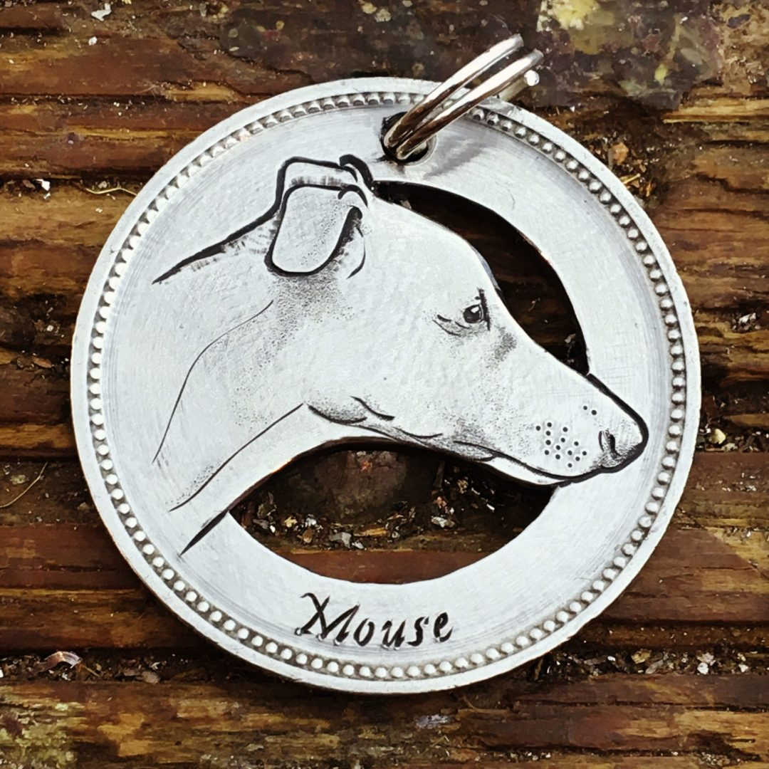 Mouse the Whippet