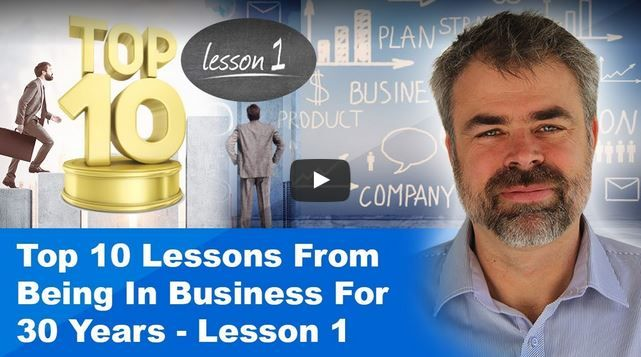 top 10 lessons business