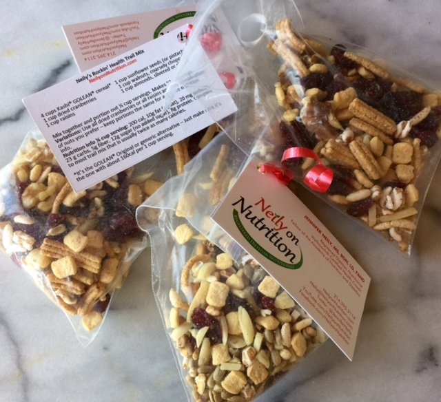 Neily's Rockin' Health Trail Mix – You'll love it!
