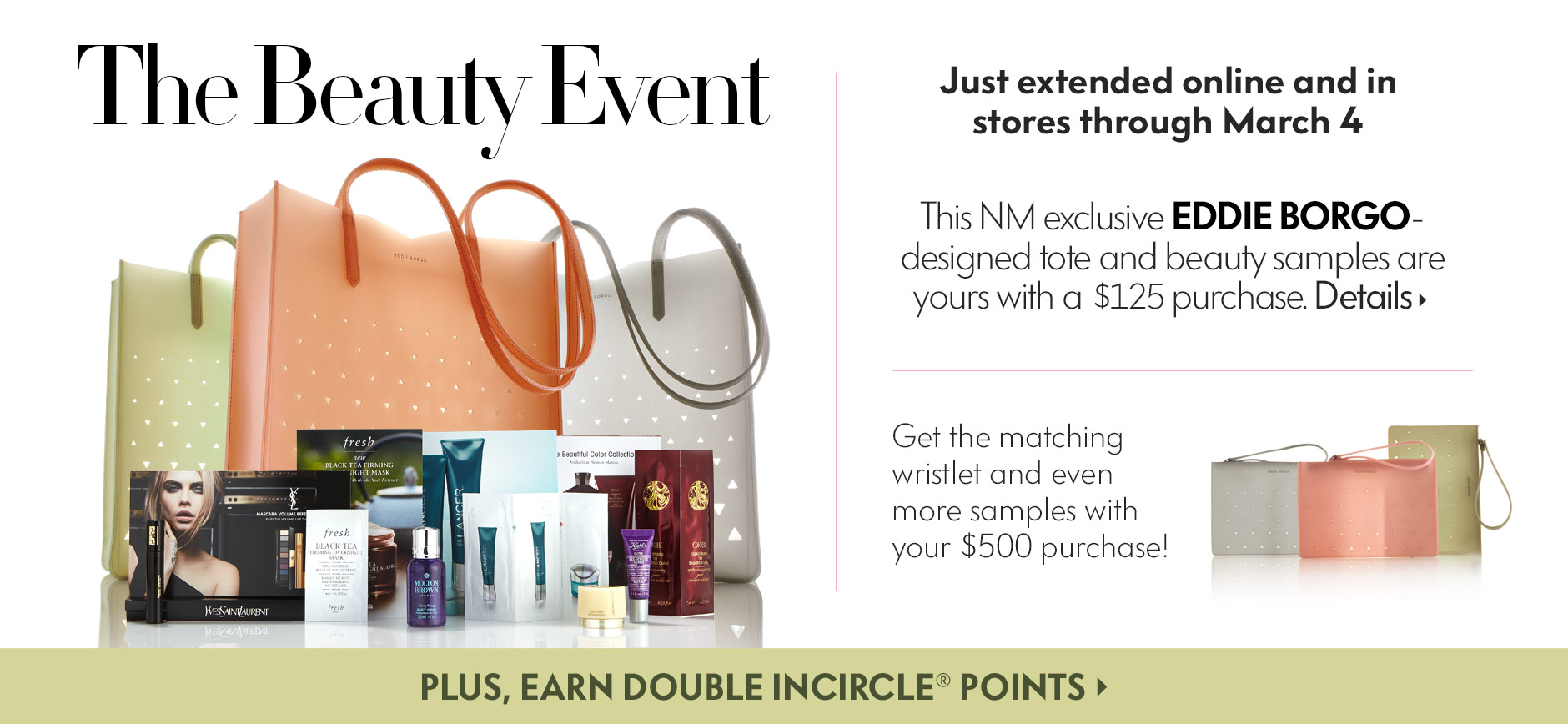 THE BEAUTY EVENT
