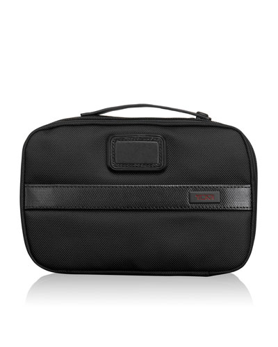 Alpha 2 Black Split Travel Kit